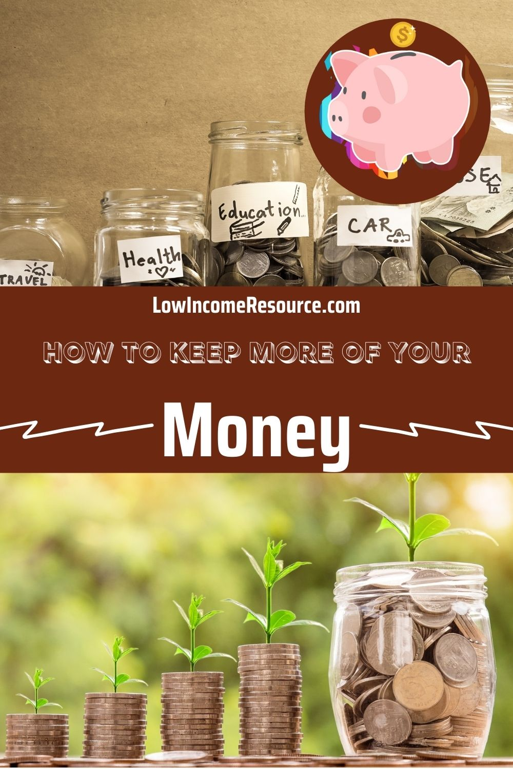 keeping more of your money